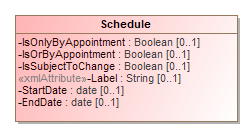 Image of Schedule